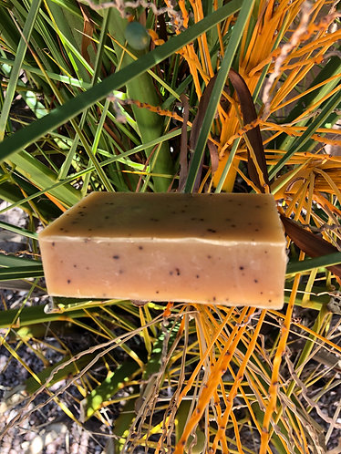 Coffee Soap 4oz bar