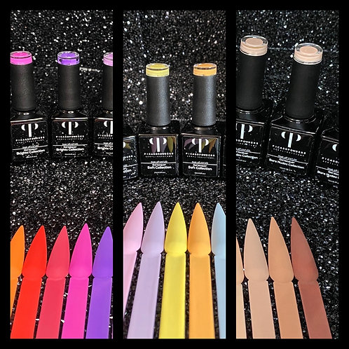 3 GEL COLLECTIONS FOR $99 value