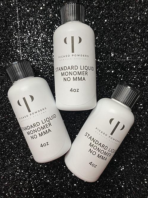 Standard Liquid Monomer No MMA 4oz