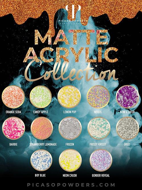 Matte Collection 1/2 oz Bundle