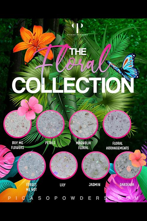 Floral Collection 1/2 oz bundle