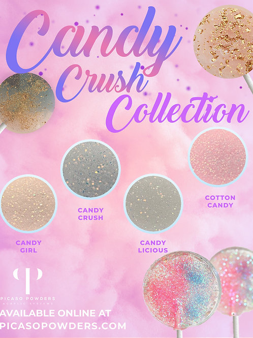 1oz Candy Crush Collection