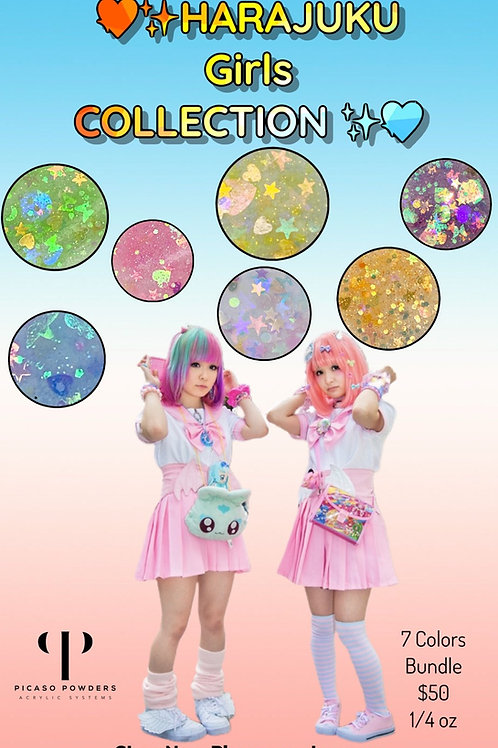 Harajuku Collection Bundle 1/2 oz
