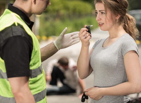 What About Field Sobriety & Breathalyzer Tests?
