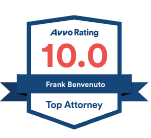 Frank Benvenuto, P.A. Top 10 Attorneys In Maryland