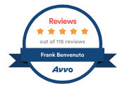 Frank Benvenuto, P.A. AVVO Reviews