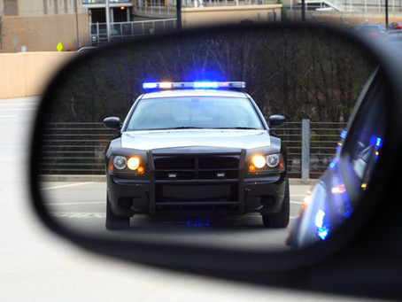 What should I do if I'm stopped for suspicion of DUI or DWI in MD?