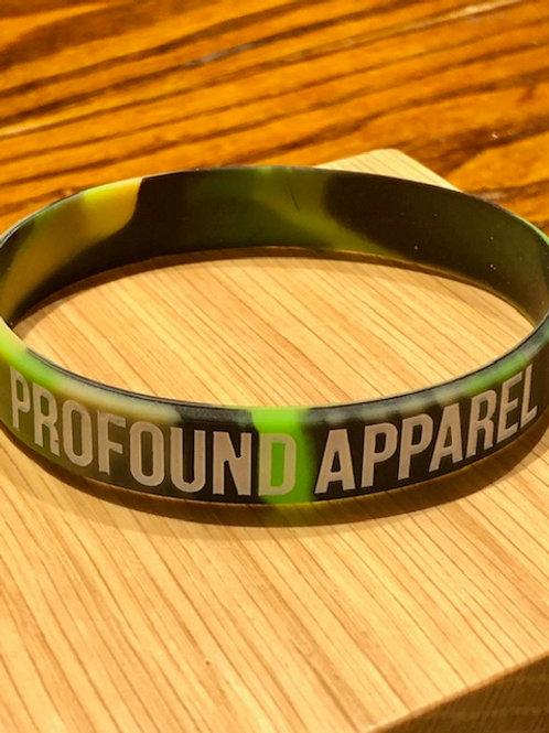 Profound Apparel wrist band