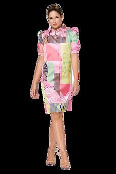 Lourdes Chavez dress.  Woman's dress.