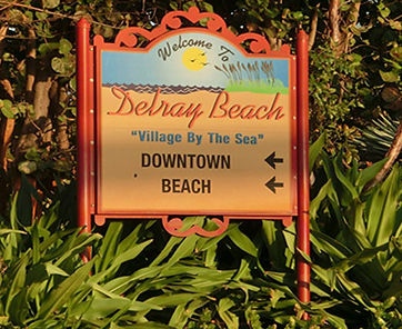 Village-By-the-Sea-Downtown-Delray-Sign-