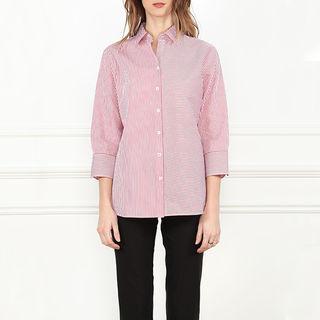 red_pinstripe_blouse.jpg