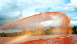Bauxol rainbow