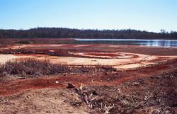 earthwork stage 1
