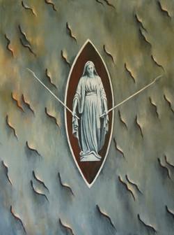 The Virgin in Australian waters
