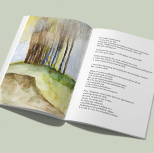 DBUN Book: Art + Writings by Nathalie Trytell