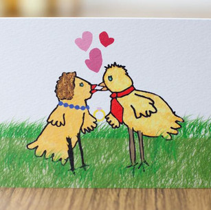 Chick engagement