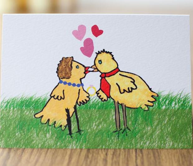 Chick engagement