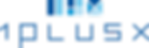 1plusX_full logo stacked thick.png