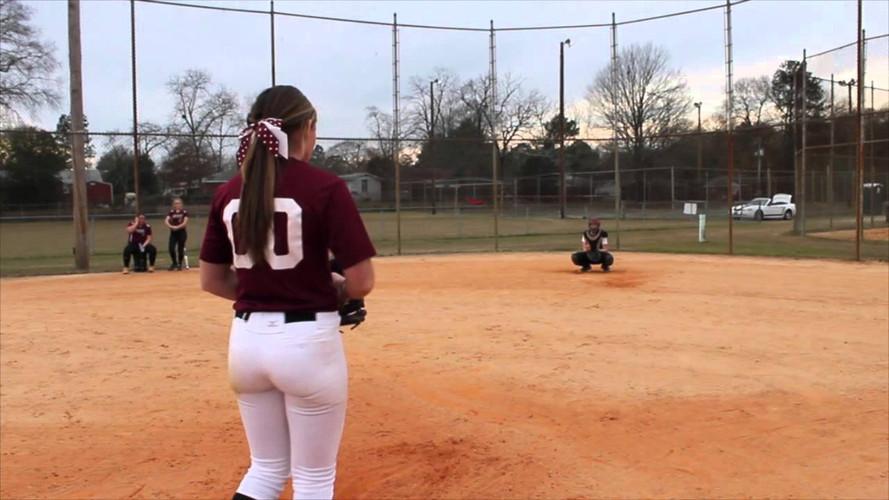 Summer Roach Softball Video