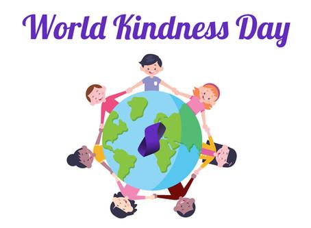 Sharpen Celebrates World Kindness Day