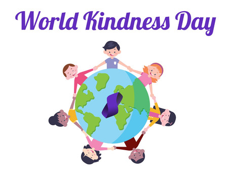 Sharpen Celebrates World Kindness Day