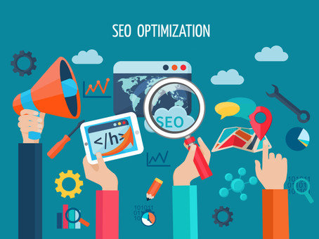 Search Engine Optimization is the Name of the Game