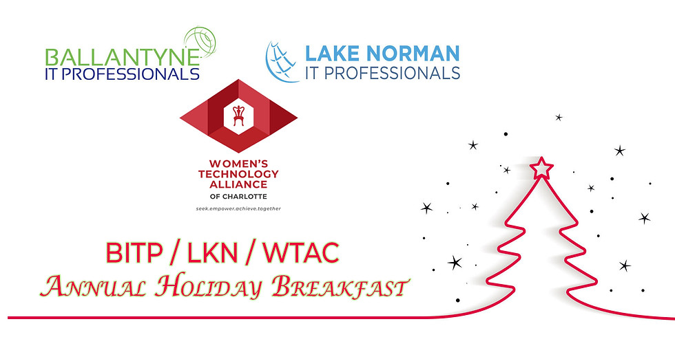 BITP, LKNITP, and WTAC Annual Leadership Holiday Breakfast