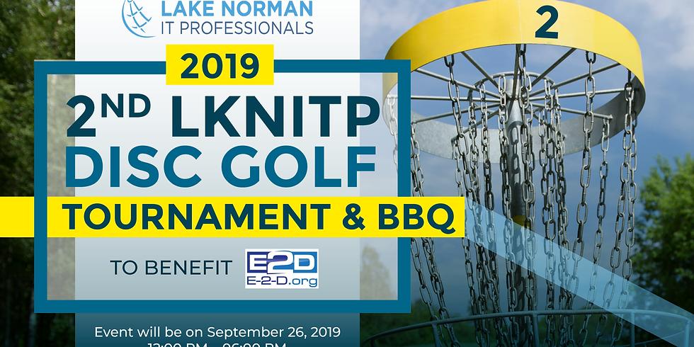 2019 2nd LKNITP Disc Golf Tournament & BBQ