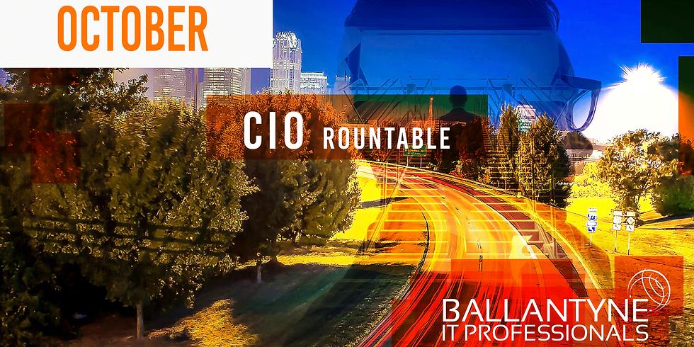 October Ballantyne IT Professionals CIO Roundtable