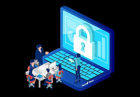 Charlotte Website Design | Next Wave Services | Security