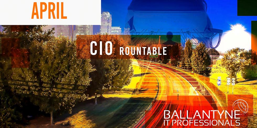 April Ballantyne IT Professionals CIO Roundtable