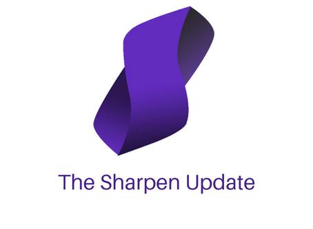 The Sharpen Update