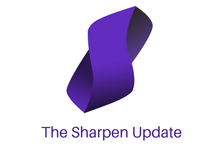 The Sharpen Update