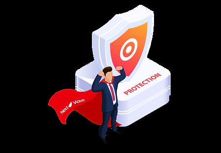 Charlotte Website Design | Next Wave Services | File Protection