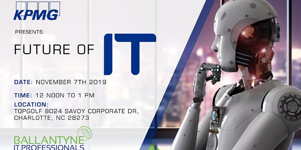 KPMG Presents: Future of IT