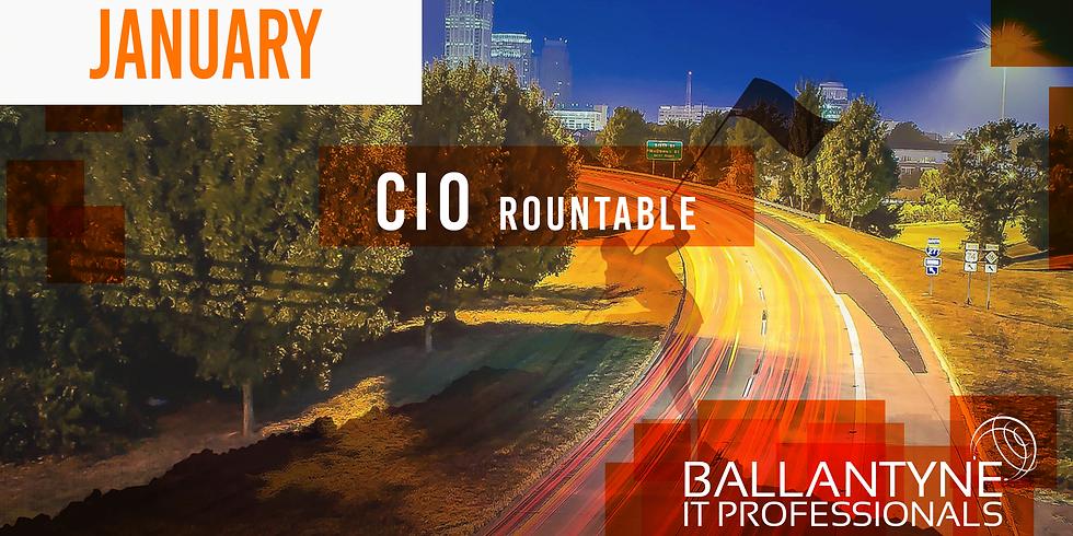 CIO Roundtable - February