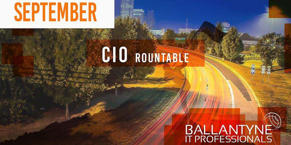 September Ballantyne IT Professionals CIO Roundtable
