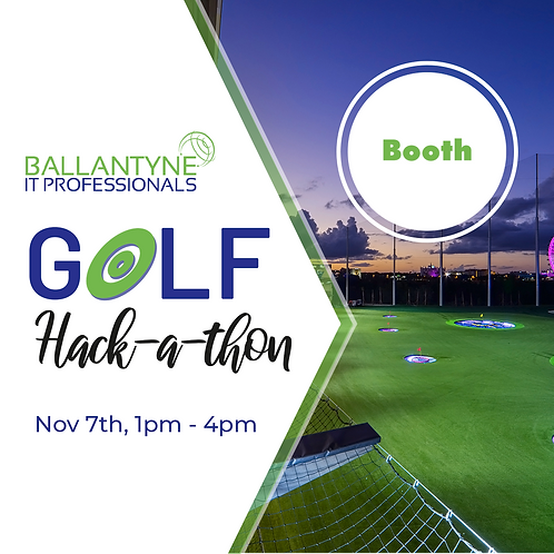Bay 2019 Ballantyne IT Golf  Hack-A-Thon