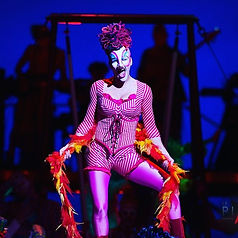 Galabina Kamenova former Cirque du Soleil artist