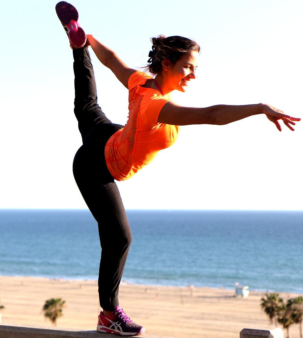 Galabina Kamenova Top Fitness Expert