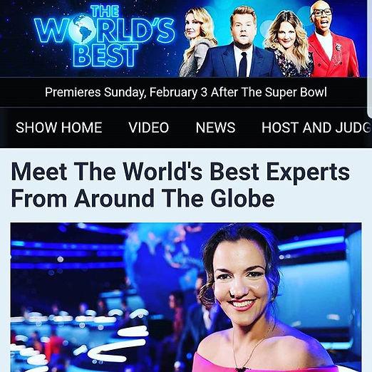 "Galabina Kamenova "" The World's Best"""
