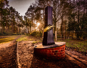 Ten Sculptures   1066 Country Walk   Rother District Council   East Sussex 2020 - 21