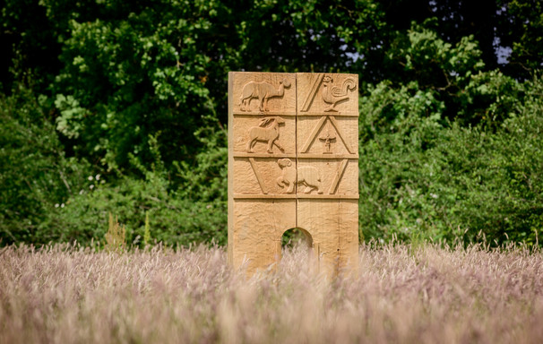 Ten Sculptures | 1066 Country Walk | Rother District Council | East Sussex 2020 - 21