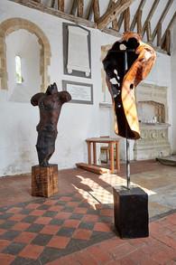 Inspired Isolation   Hamsey Church   Artwave Festival   East Sussex 2021