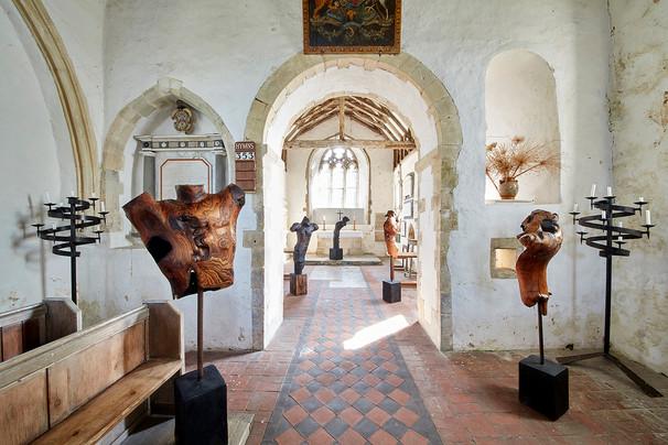 Inspired Isolation | Hamsey Church | Artwave Festival | East Sussex 2021