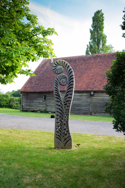 Six Sculptures | Sculpture Garden  Farleys House and Gallery, Home of the Surrealists | East Sussex 2017