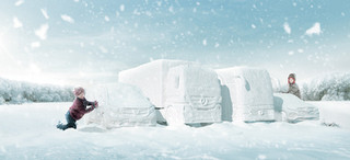 Mercedes Benz Winter