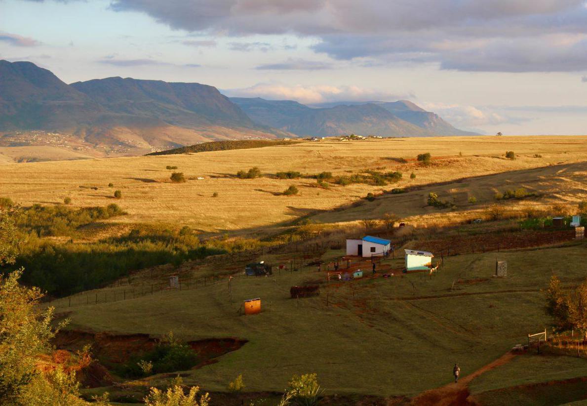 Umzivumbu Catchment Area