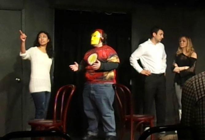 Liquid Courage - UCB Theatre