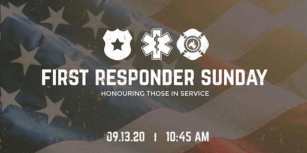 First Responder Sunday
